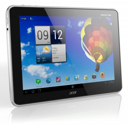 Ремонт планшета Acer Iconia Tab A510/A511
