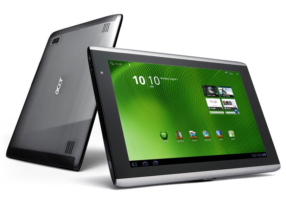 Ремонт планшета Acer Iconia Tab A500/A501