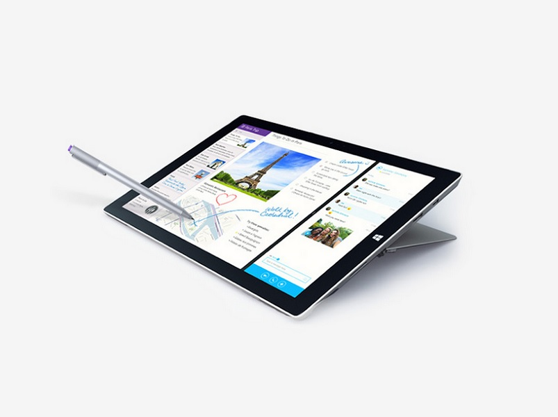 Ремонт Microsoft Surface 3