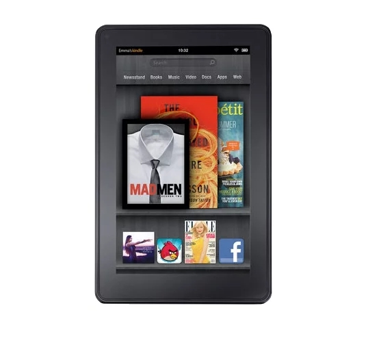 Ремонт Amazon Kindle Fire 2