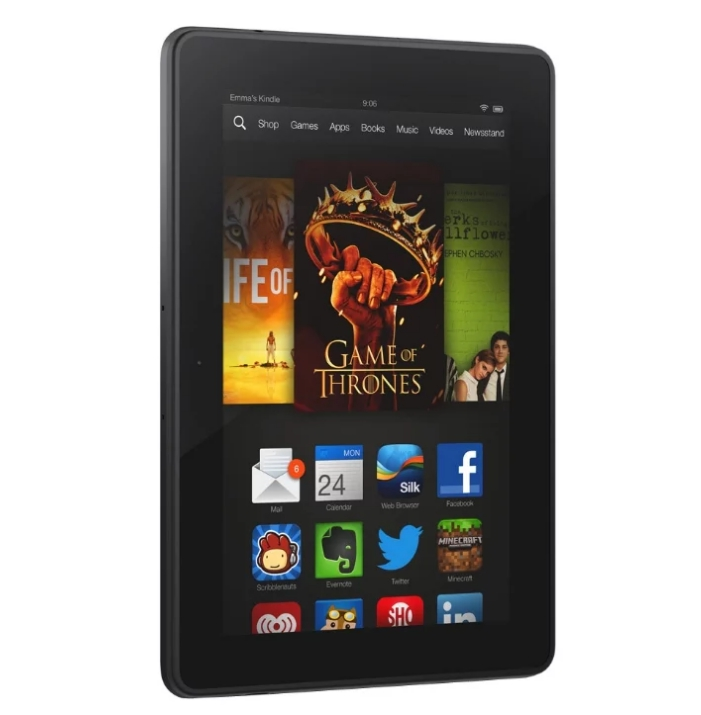 Ремонт Amazon Kindle Fire HDX