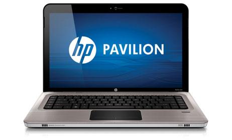 Ремонт ноутбуков HP Comapq (Hewlett Packard)