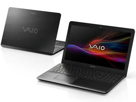 Ремонт ноутбуков Sony Vaio (Сони Вайо)